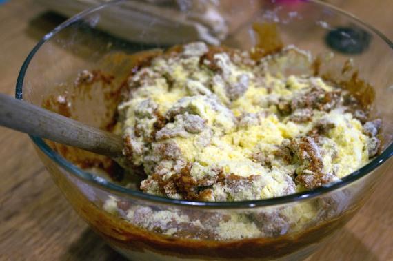 masa-ancho dough
